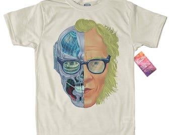Isaac Asimov T shirt