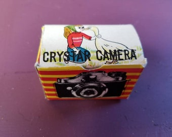 Spy Crystar Camera mini