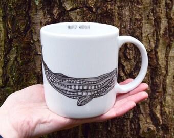 Mug Spermwhale/Mug Sperm whale