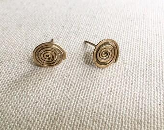 Spiraling Studs