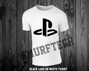 SONY PLAYSTATION Crewneck T-Shirt - Multiple Colors!