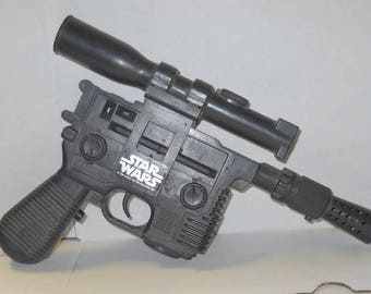 Vintage Star Wars Han Solo Blaster for Cosplay 1977