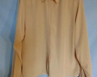 Ladies vintage windsmoor blouse size 14