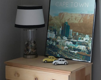 Cape Town, South Africa Poster 11x17 18x24 24x36