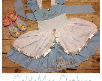 Cinderella Peekaboo Dress