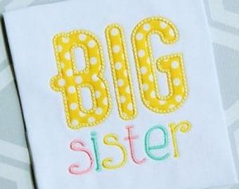 Sibling Shirt - Pregnancy Announcement, Big Sister Shirt, Big Brother Shirt, Big Brother Announcement, Big Sister Announcement, Big Little