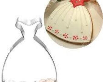 Princess Dress Cookie Cutter, Ballroom Dress Cookie Cutter, Prom Dress Cookie Cutter, Cotillion Dress Cookie Cutter, Ballroom, Quinceanera