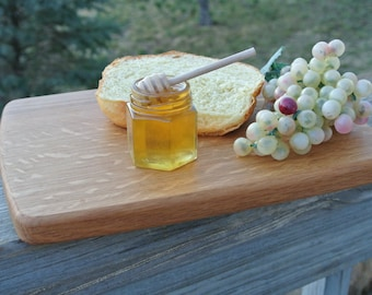 Wooden Cutting Board,  Serving Board, Wedding Gift, Wood Charcuterie Board, Fathers Day Gift