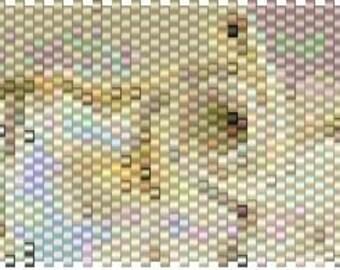 Peyote Stitch Pen Cover Pattern - 04