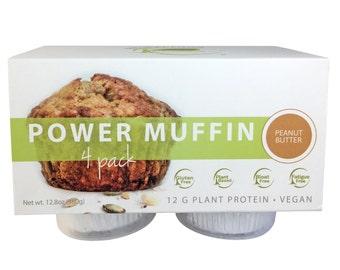 Peanut Butter Power Muffin