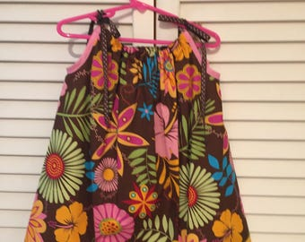 "Cute ""pillow case"" dress 3T"