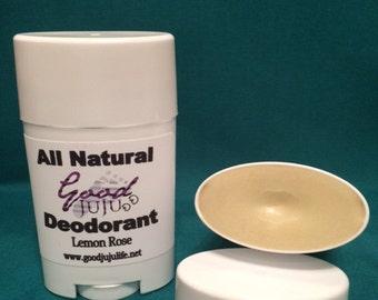 All Natural Deodorant - 2 oz.