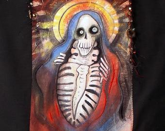 Santisima Muerte - a Tote
