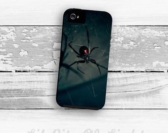 iPhone 6s Case - Spider iPhone 6s Plus Case - iPhone 8 Plus Case  iPhone 8 Halloween - Creepy iPhone Case - Goth iPhone 6 Case