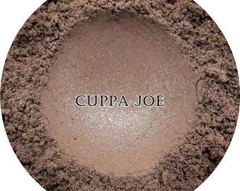 Loose Mineral Eyeshadow-Cuppa Joe