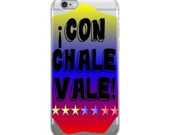 Venezuela Conchale ValeiPhone Case