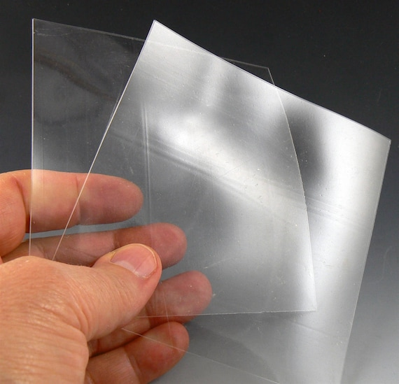 ThermaClear  Heat-activated malleable plastic sheets. so it's ideal for use in sculpting and jewelry-making and so much more.