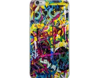 Love. Power. Respect iPhone Case