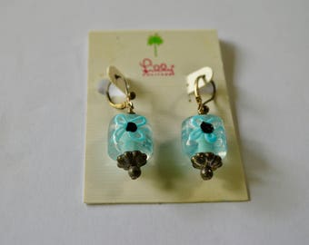 VINTAGE Lilly Pulitzer earrings