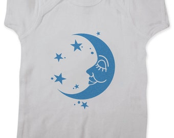 Moon and Stars Infant t-shirt