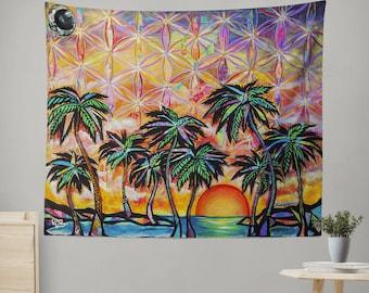 Playa Dreams Wall Tapestry