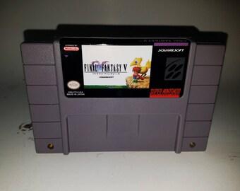 Final Fantasy V (English Version)