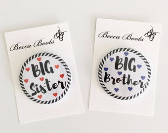 Big sister / Big Brother badge