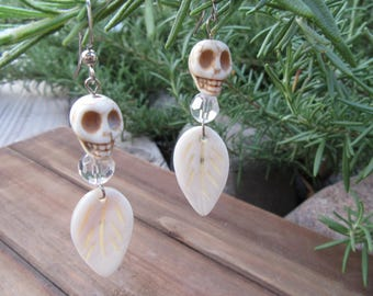 Day of the Dead Collection- Shell Skull