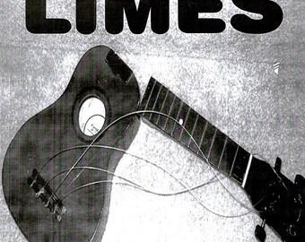 Limes 45 rpm / 7' Nasty Prod-new