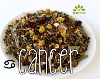CANCER Tea - Zodiac Loose Tea