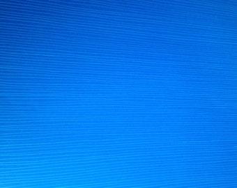 12x12 Electric Blue Pinstripe Paper