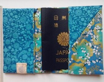 Passport Case Card Holder