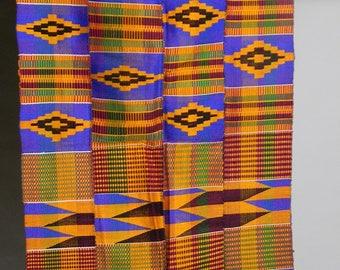 African weaving head wrap