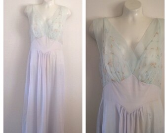 Gorgeous Vintage Vanity Fair Nightgown