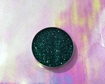 After Glow Pressed Glitter / Glitter Gel: Emerald