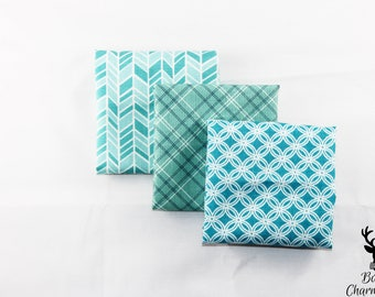 Blue Pocket Square, Green Pocket Square, Boys Pocket Square, Mens Handkerchief, Groomsmen, Hanky