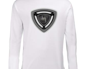 Mazda Rotary Badge Longsleeve Shirt T-Shirt