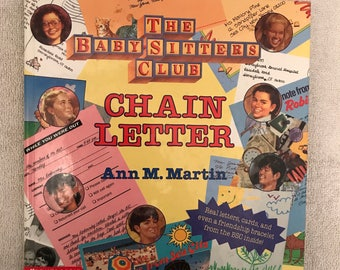 The Baby-Sitters Club Chain Letter Book