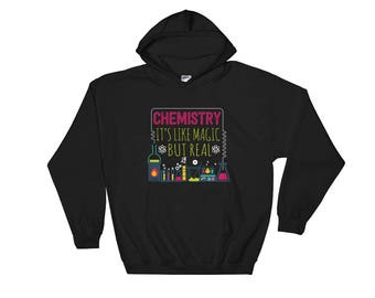 chemistry gift ideas | science hoodie | science teacher | chemistry teacher | science geek | science lover | chemistry gift