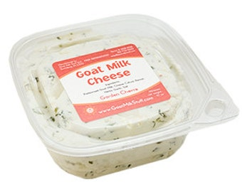 Goat Cheese - Garden Chevre