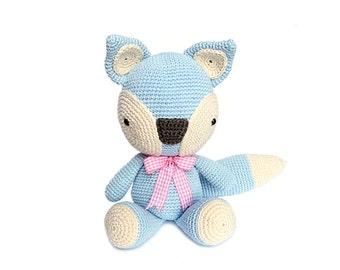 FOX Crochet Pattern