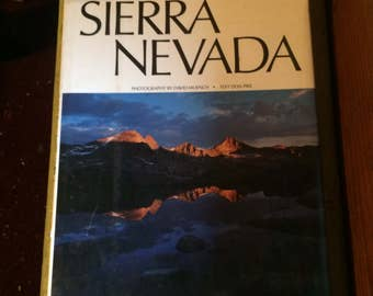 sierra nevada by david muench and don pike