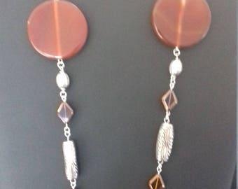 Necklace, fantasy, original, handmade for women.