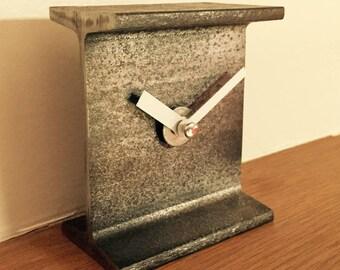 Clock metal NPI - Steel NPI clock
