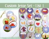 Custom - Jesse Tree Ornam...