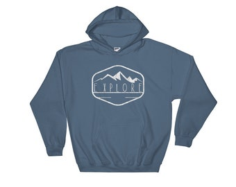 Explore Hooded Sweatshirt