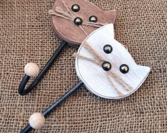 "Mini Hangers ""Cat Face"""