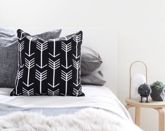 This Way - Decorative Pillow Case, Throw Cushion Cover, Pillow Cover Cover, Decor, Throw Pillow Cover, Cushion Cover