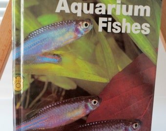 Handbook of Tropical Aquarium Fishes by Dr Herbert Axelrod and Dr Leonard Schultz,Smithsonian Curator