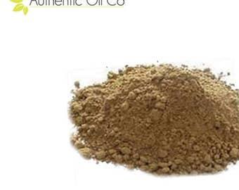 Ghassoul Rhassoul Moroccan Rasal Lava Clay Powder 1.7oz  3.5oz  9oz 17.5oz
